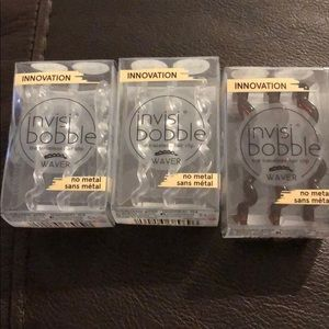 "Invisi bobble""Bobby pens"""